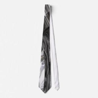 Oil Slick Abstract Tie