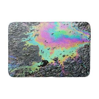 Oil Slick Bath Mat