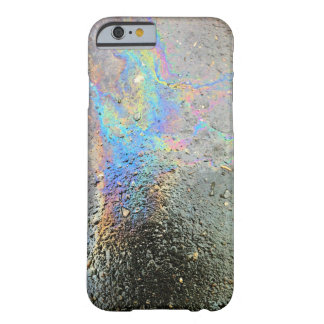 Oil slick by ilya konyukhov (c) barely there iPhone 6 case
