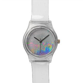 Oil slick by ilya konyukhov (c) wristwatch