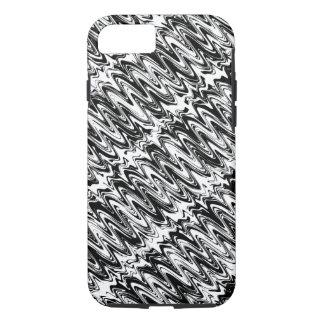 Oil Slick Paint Stroke iPhone 8/7 Case