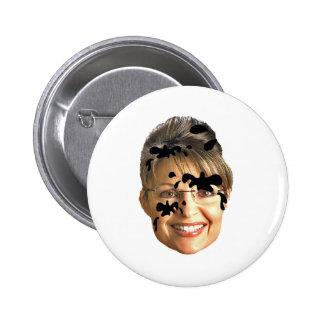 Oil Slick Pinback Button