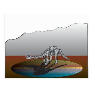 Oil Slick Postcard