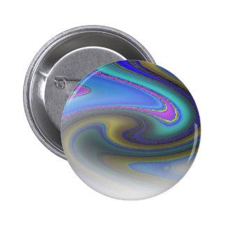 Oil Slick Rainbow Fade Button