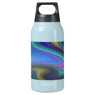 Oil Slick Rainbow Fade Insulated Water Bottle