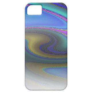 Oil Slick Rainbow Fade iPhone SE/5/5s Case
