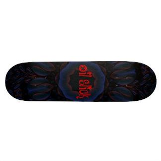 Oil Slick Skateboard