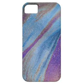 Oil Slick swirly Abstract phone case