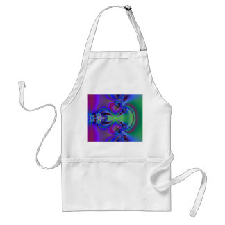 Oil Spill Adult Apron
