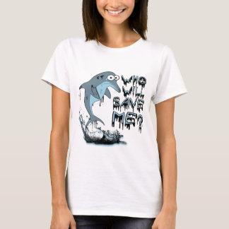 Oil Spill Dolphin T-Shirt