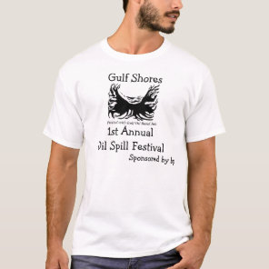 oil spill festival shirt