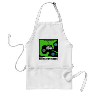 oil spill gulf of mexico adult apron