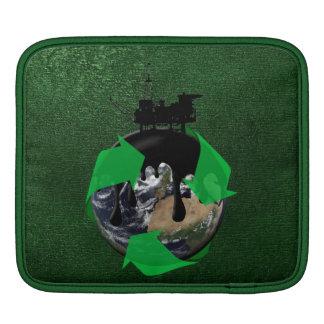 Oil Spill iPad Sleeve