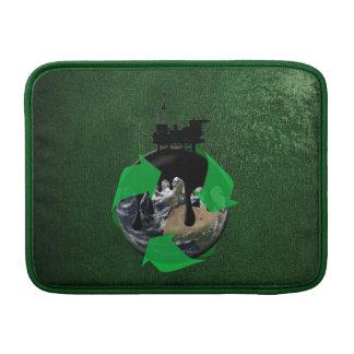 Oil Spill MacBook Sleeve