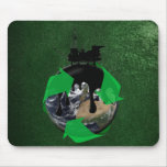 Oil Spill Mouse Pads
