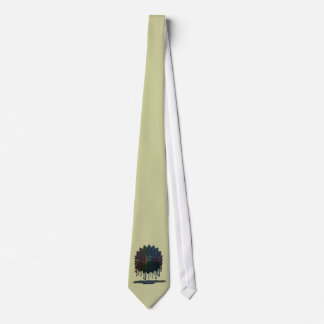 Oil Spill Neck Tie
