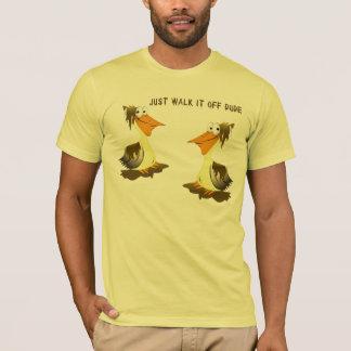 Oil Spill Pelican Shirt