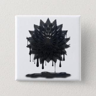 Oil Spill Pinback Button
