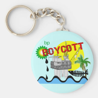 Oil Spill T-shirts Keychain