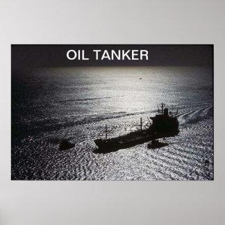 Oil Tanker Print