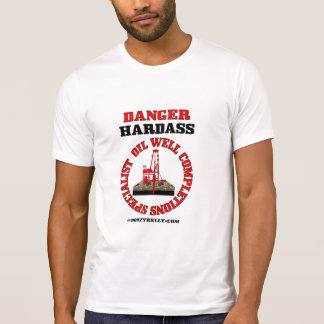 Oil Well Completions Specialist,T-Shirt,Oil,Gas, Shirt