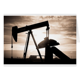 Oil Well Pump Cards