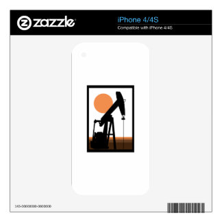 Oil Well Skins For The iPhone 4S