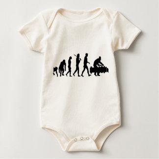 Oil workers landman pipeline engineering gifts baby bodysuit