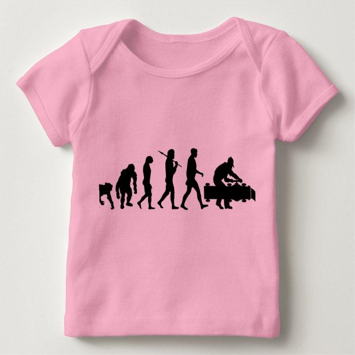 Oil workers landman pipeline engineering gifts baby T-Shirt