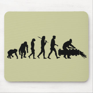Oil workers landman pipeline engineering gifts mouse pad