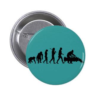 Oil workers landman pipeline engineering gifts pinback button