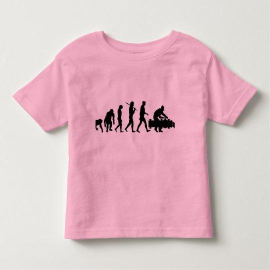 Oil workers landman pipeline engineering gifts toddler t-shirt