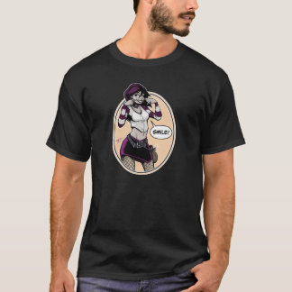 OilCan Drive - Lily - Full Color T-Shirt