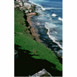 Oiled Coast, San Juan Photo Sculptures