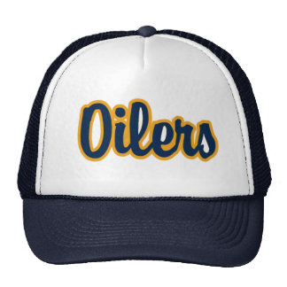 Oiler Classic Logo Trucker Hat