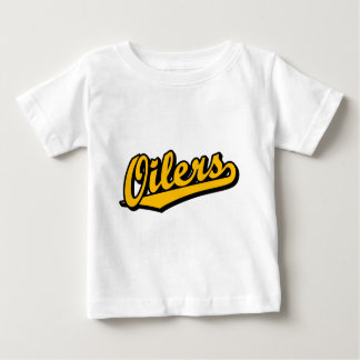 Oilers in Orange Baby T-Shirt