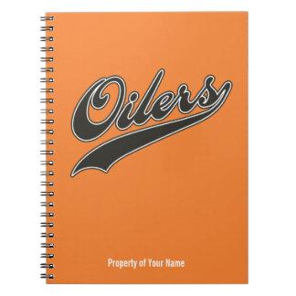 Oilers Script Notebook