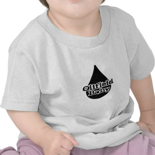Oilfield Baby Tee Shirts