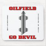 Oilfield Go Devil,Wireline Fishing Tool,Oil,Rigs Mousepads