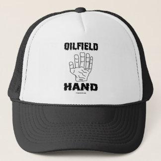 Oilfield Hand, Oil Field Hat