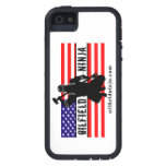 Oilfield Ninja USA iPhone5/5S Tough Case Cover For iPhone 5
