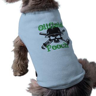 Oilfield Pooch Tank T-Shirt