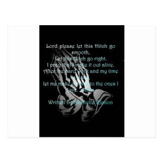 Oilfield Prayer Runion Postcard