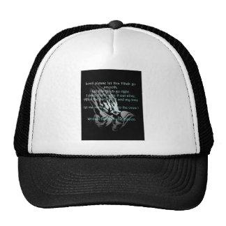Oilfield Prayer Runion Trucker Hat