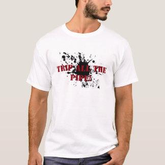 Oilfield Shirt Oil Smudge