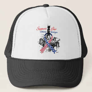 oilfield_support trucker hat