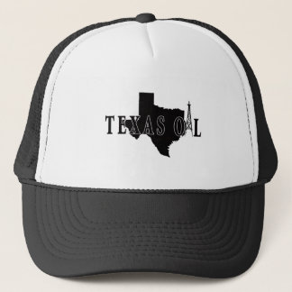 Oilfield Texas Oil Apparel Trucker Hat