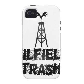 Oilfield Trash iPhone 4/4S Cases