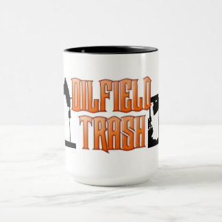 Oilfield Trash Combo Mug