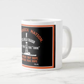 OILFIELD TRASH LARGE COFFEE MUG